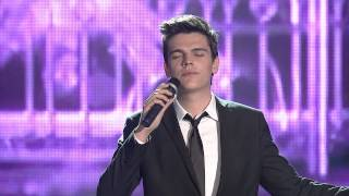 LEOTRIM ZEJNULLAHU - I CAN'T STOP LOVING YOU - LIVE ne X factor Albania 3