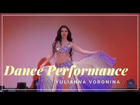 Amazing Belly Dance Performance Yulianna Voronina Belly Dancer