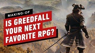 GreedFall: Building a Unique Fantasy World