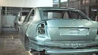 Škoda Octavia üretimi