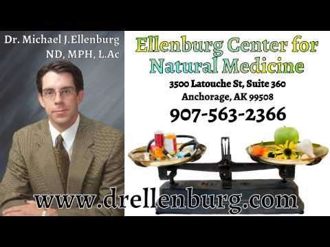 The Dr. Ellenburg Show - Osteoarthritis, PFOA, Diabetes, Gluten, Flu Shots