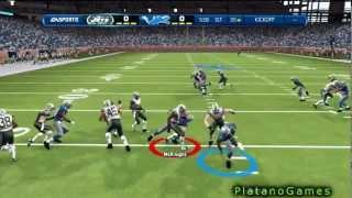 102 Yard Kick Return Touchdown To Start Online Game NY