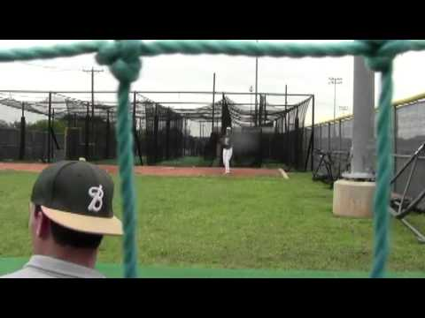 TJ Markum - 2014 Spring Pitching Mechanics