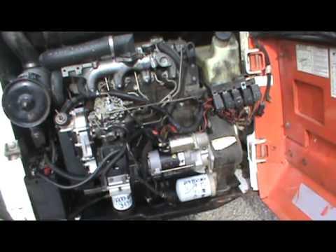 Isuzu 4jb1 Engine For Bobcat Skid Steer 543, 843, 853 ...