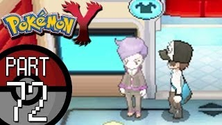 Pokemon X And Y Part 72: Kiloude City Town Tour, Vs