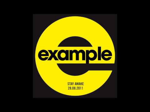 Example - 'Stay Awake' (Out 28th August)