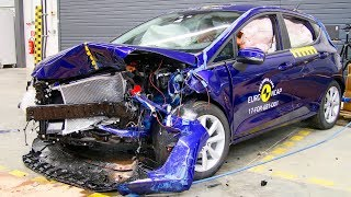Ford Fiesta (2017) Crash Test Ratings. YouCar Car Reviews.
