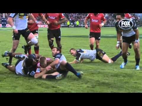 Fox Rugby: The Shortball (Rd.12) | Super Rugby Video Highlights