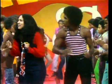 Thumbnail of video Soul Train LIne Dance to Curtis Mayfield  Get Down