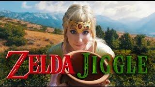 "Zelda Jiggle (Jason Derulo ""Wiggle"" Parody)"