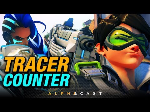 HARD COUNTER une Tracer : Mode d'emploi ► Overwatch Ranked