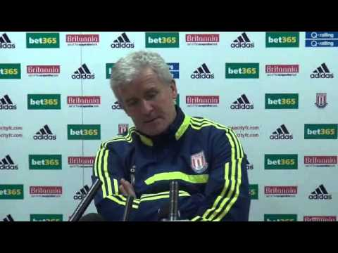 Mark Hughes: Southampton Press Conference