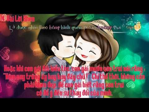 [Video Love]Karaoke Rylic Bài Hát Ngây Ngô-Video Dành tặng người yêu cảm động nhất