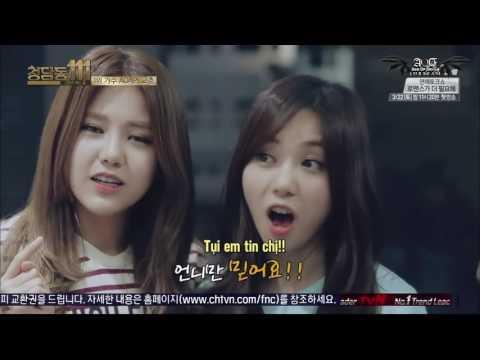 [Vietsub] Cheong Dam Dong 111 Season 2 AOA Cut - Ep 2.1 [AOD]