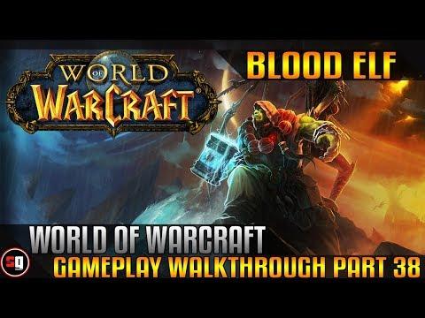 World Of Warcraft Walkthrough Part 38 - Beach
