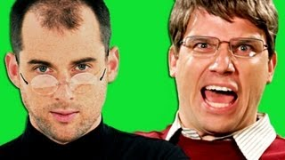Epic Rap Battles Of History Behind The Scenes Steve
