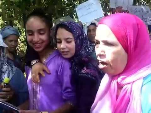 صرخة امرأة بالكاريان : شباط شفار