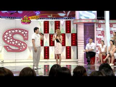 [090725] SNSD Jessica AMAZING Voice (HD)