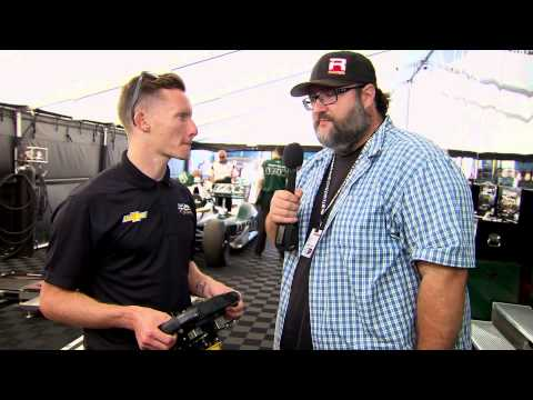 Mike Conway Talks Standing Starts For The Toyota Grand Prix Of Long Beach