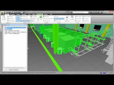5 - Autodesk Factory Design Suite - Engineering_Review.wmv
