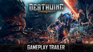 Space Hulk: Deathwing - Enhanced Edition Játékmenet Trailer