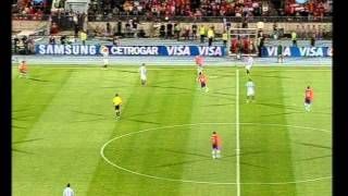 Chile Vs. Argentina (PT) Eliminatorias Mundial 2014