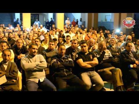 بالفيديو ..لقاء جمعية بقالة تارودانت التواصلي بمقر الجماعة