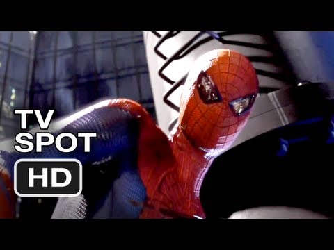 The Amazing Spider-Man New TV Spots (2012) Marvel HD