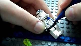Jak Zrobić Airborn Troopera Z Lego Star Wars Cz.1
