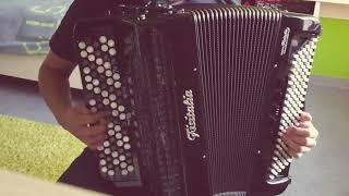 More Than You Know (axwell Λ Ingrosso) ~ Accordion Cover