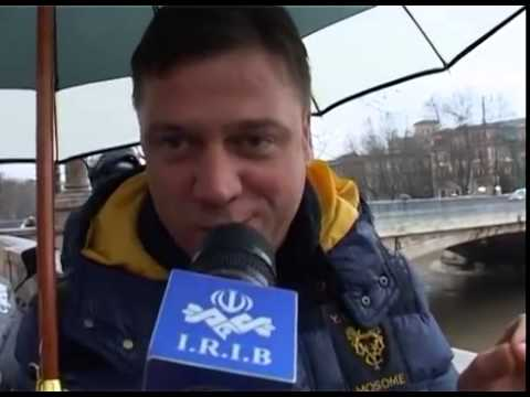 Radio Italia IRIB: Roma sott'acqua (VIDEO)