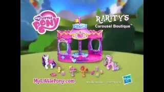 My Little Pony : Playset Carrossel