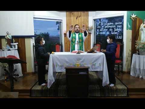Santa Missa | 11.09.2021 | Sábado | Padre Fernando | ANSPAZ
