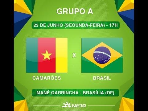 Brasil X CamarÕes