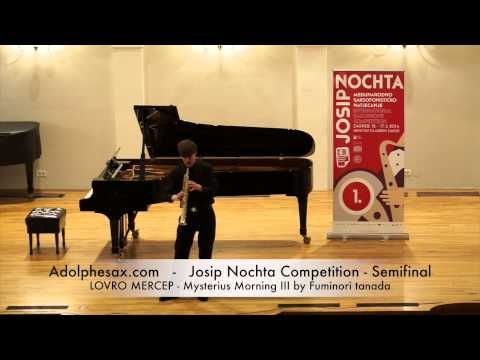 JOSIP NOCHTA COMPETITION LOVRO MERCEP Mysterius Morning III by Fuminori tanada