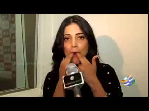 Shruti Hassan Supports for CSK & Suresh Raina