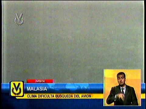 Enviado del presidente chino viaja a Malasia para coordinar búsqueda de MH370
