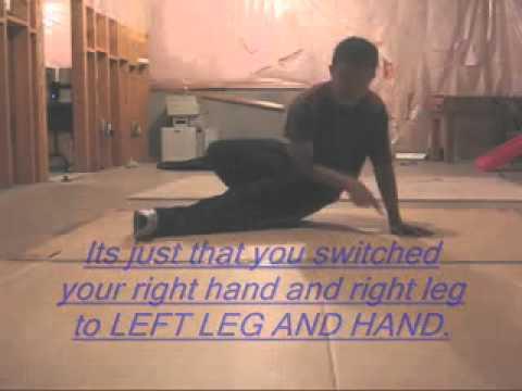 Break dance qua 6 bước đơn giản {Kudo}