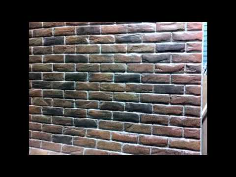 Brick Wall Creative Painting Techniques Youtube