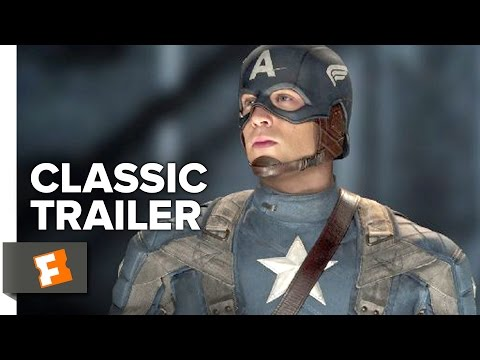 Captain America: The First Avenger (2011) Official Trailer - Chris Evans Superhero Movie HD