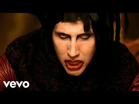 Marilyn Manson - The Nobodies (Against All Gods Remix)