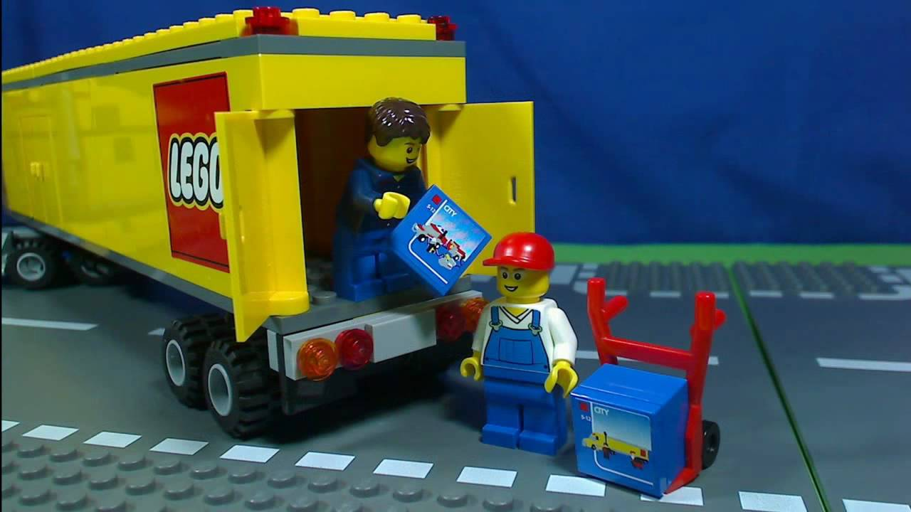 lego city youtube