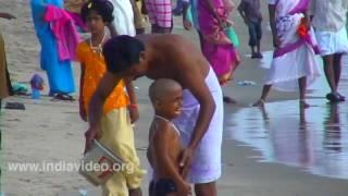 Velankanni Beach Tamilnadu Nagapattinam
