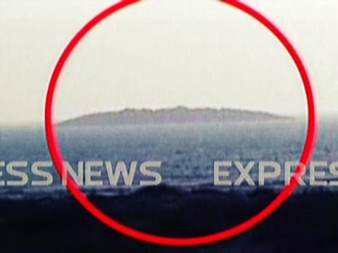 9/24/2013 -- 7.8M earthquake causes NEW ISLAND to instantly rise