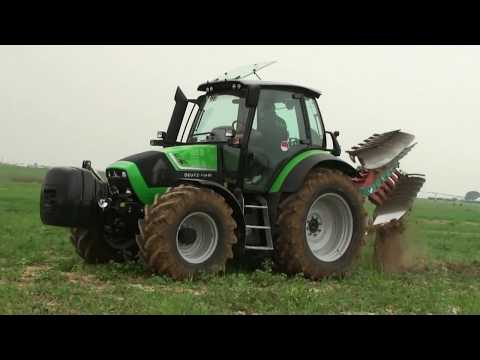Deutz Fahr Agrotron 400 TTV & Agro XXL 1630 Test S