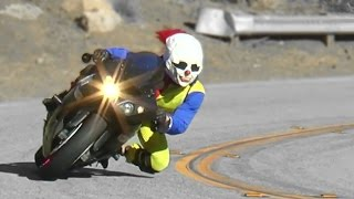 Mulholland Riders 2/2016 - 2 Strokes, Groms, Crashes, Clown