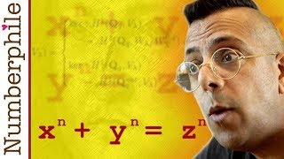 Fermat's Last Theorem: Numberphile