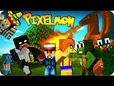 Pixelmon Survival ! Minecraft Pokemon Mod Ep# 33 SHINY PLAYGROUND!!