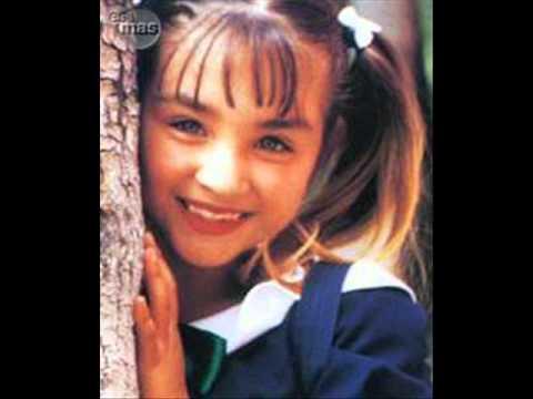 Antes e Depois - atrizes mexicanas infantis