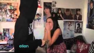 A Huge Surprise For Justin Bieber's Superfan!
